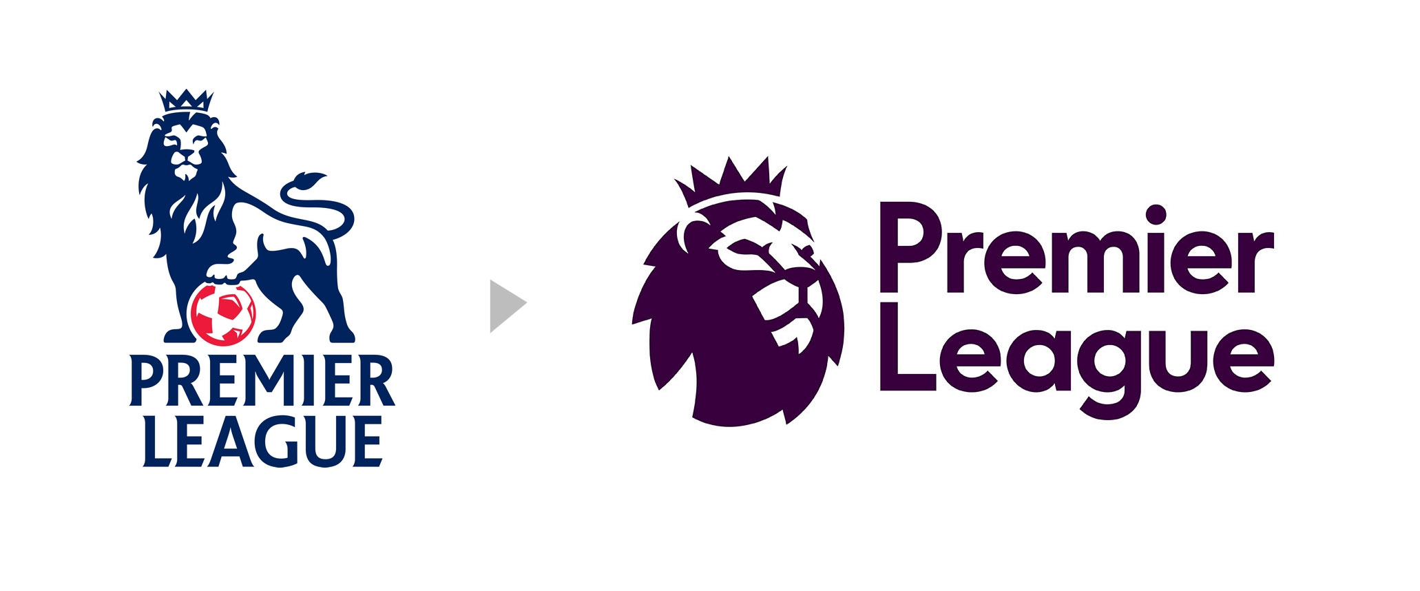 Nueva identidad visual de la Premier League