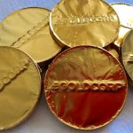 Goldcorp Monedas de Chocolate